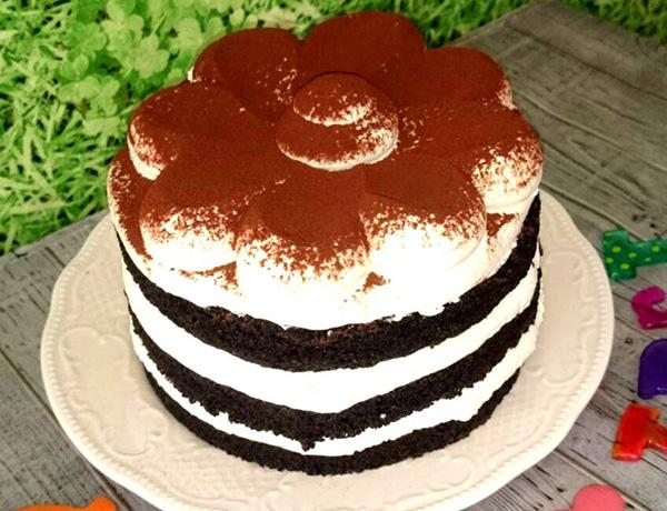 【レポート】しましまのティラミスケーキ