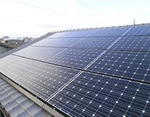 滋賀県湖南市M様邸太陽光発電