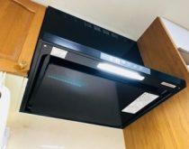 レンジフード、ビルトイン食器洗い乾燥機、タンク一体型ウォシュレット、台所水栓をまとめて取り替え