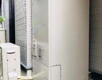 お湯の温度にムラがあった電気温水器から、エコキュートへ取り替え