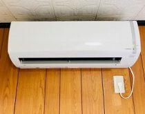 熱中症対策にエアコン取付