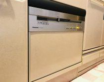 お鍋も洗える60cm幅のビルトイン食器洗い乾燥機を新しく取り替え