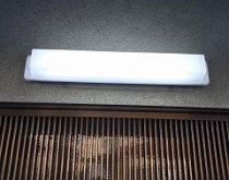 LED照明で夜でも明るく