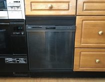 キッチン収納にビルトイン食洗機を新設