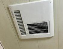 電気浴室乾燥暖房機取替え