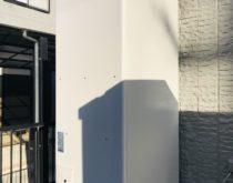 長年使用された電気温水器をエコキュートに取替