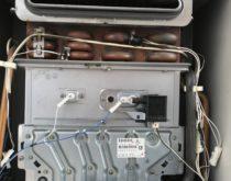急に点火しなくなりお湯が出なくなったガス給湯器を修理