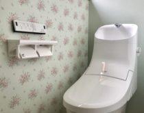 トイレを1dayリフォームで快適な空間へ