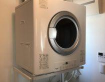 大人気!!Rinnaiのガス衣類乾燥機 乾太くん を設置して毎日の洗濯の負担を軽減♪