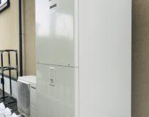 故障する前に電気温水器からエコキュートへ取り替え