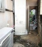 ガス給湯器からウォールヒートのあるオール電化住宅へ