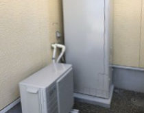 古くなったガス機器からオール電化にお取り替え
