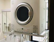 Instagramでも大人気のガス衣類乾燥機リンナイの乾太くんを取付