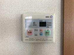 滋賀県大津市H様邸エコジョーズ・リモコン施工前