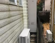 電気温水器からエコキュートへお取り替え