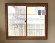 暑くて寒い窓に、内窓設置で快適に!