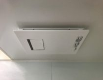 浴室乾燥暖房機を交換しました