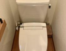 LIXILのシャワートイレに新しく取替