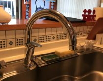 LIXILのタッチレス水栓ナビッシュに交換しました♪