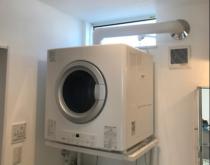 新築住宅にガス衣類乾燥機「乾太くん」を新設しました。【滋賀県大津市 A様邸】