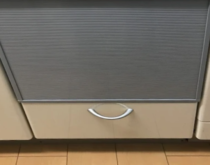 リンナイ、タワーウォッシャー洗浄の食洗機を設置