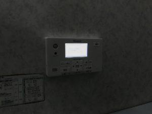 202004M様邸エコキュート風呂リモコン
