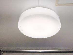 お風呂の照明バスライト