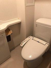 草津市_マンショントイレ改修_INAX_シャワートイレ