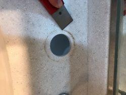 草津市_マンション洗面水栓‗ビフォア