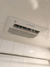 草津市 ノーリツ 温水式浴室暖房換気乾燥機 交換 BDV-3306AUKNSC-J3-BL