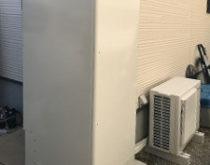 故障してる電気温水器をエコキュートへ交換しました!
