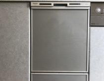 卓上型食器洗い乾燥機からビルトイン食器洗い乾燥機へ、ビルトインコンロ・レンジフードも同時に交換