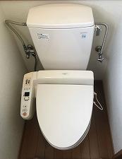 栗東市 トイレ交換