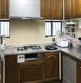 ビルトインコンロ、レンジフード、食器洗い乾燥機まとめて交換!