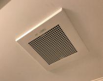 三菱の浴室換気扇を後継機種に交換