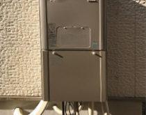 給湯器・暖房専用をまとめて1つに!見た目もすっきりです!!