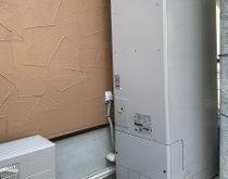 電気温水器から三菱エコキュートに交換しました!
