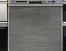 開け閉めに不具合が生じていたビルトイン食器洗い乾燥機を交換しました