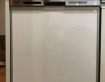 Panasonicのビルトイン食器洗い乾燥機の交換事例