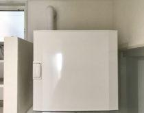 リンナイ ガス式衣類乾燥機 「乾太くん」、新築のお宅に設置しました❕