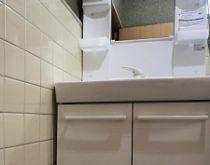 ご希望の仕様で洗面台をお付けします!(LIXILオフト)