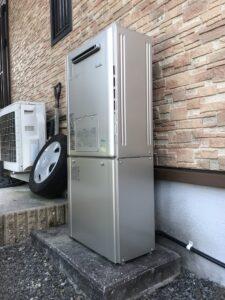 リンナイ熱源機付きガス給湯器 エコジョーズ