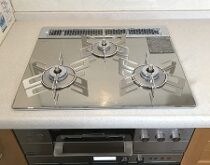 大津市でリンナイ・デリシアと電子レンジ機能付きオーブンを設置しました