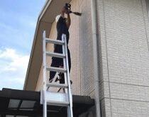 大津市、2階にエアコンを新しく設置しました! – 富士通ノクリア –