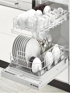 リンナイフロントオープン 食洗機