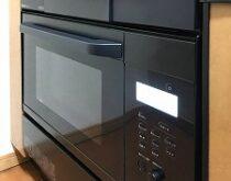 大津市でガスコンロ(リンナイ・センス)、電子レンジ機能付きオーブン(リンナイ)の交換事例