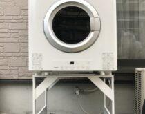 ガス衣類乾燥機「乾太くん」の屋外設置事例 ~天気を気にせず、子どものユニフォームもカラッと乾燥~