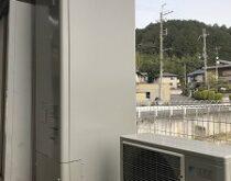 エコキュートの交換はクサネンで!栗東市での交換事例です。
