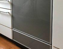 左右にスライドする上カゴがとっても便利✨Panasonicの食洗機M9シリーズへの交換事例です