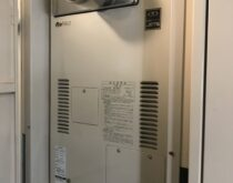 分譲マンション、大阪ガス品番のガス給湯器・浴室暖房乾燥機をノーリツ機器に交換しました